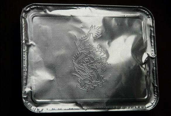 tipos de embalagem de alumínio para bolo